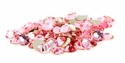 Light Rose  Flatback Rhinestones