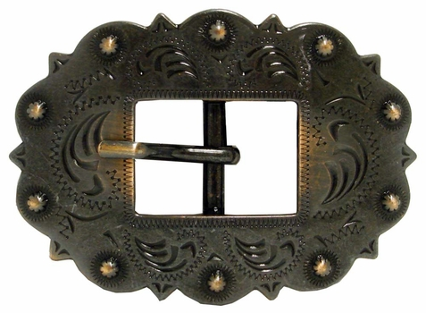 "LL-2321 RCS Copper  1"" Cart Buckle"