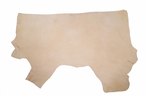 Natural Leather Bend Piece Double Back 8-9oz