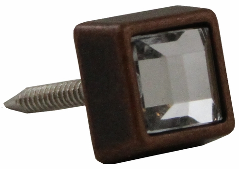"NB-20553 Cooper Diamond Stud 3/8"" 10/Pack"
