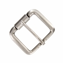 "P3456 Roller Brass Buckles fit's 1-1/2"" wide - Antique"