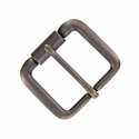 "P3456 Roller Brass Buckles fit's 1-1/2"" wide - Brass"