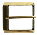 P4612 OEB Antique Brass Belt Buckle