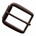 "P4767 Antique Copper Roller Belt Buckle fit's 1-1/2"" (38mm)"