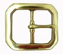 "PC3795-1 BOC Clipped Corner Buckle 1.5"" Wide"