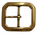 PC3795-1 OEB Solid Brass Belt Buckle