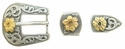 "S5445-1 ASAG1  Buckle Set 3/4"" 19MM"