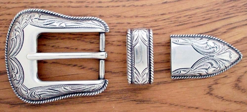 "S5699 LASRP 1"" 25MM Belt Buckle Set"