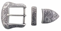 "S5732 LASRP 1 1/2"" 38MM Belt Buckle Set"
