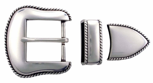 "S5733 LASRP 1 1/2"" 38MM Belt Buckle Set"