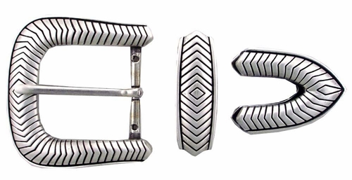 "BS8131 SRTP 1 1/2"" 38MM Belt Buckle Set"