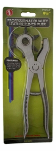 SE 7925LP Professional Quality Leather Punch Plier