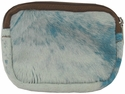 Snow Mountain Fur Coin Purse