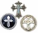 Tandy Cross Conchos