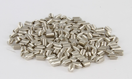 Buckle and Tip Screws 10 Pieces/pack