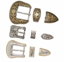 Western Belt Buckle Sets