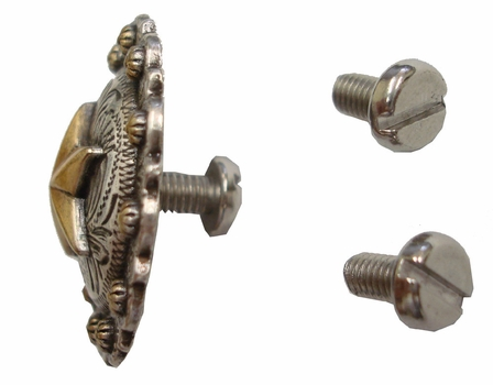 XS-0054-8MM NP Chicago Screw 8mm Length