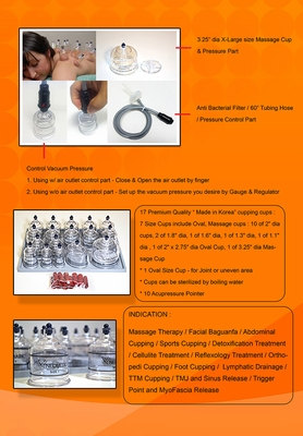 Professional Electric Auto Cupping Set