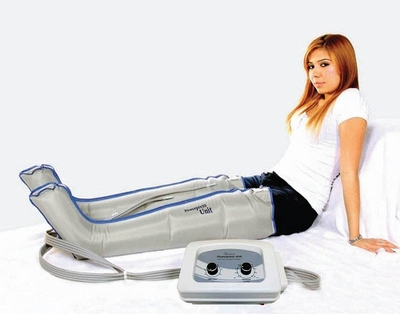 Sequential Compression Massage Therapy - Complete XL Full Leg Set