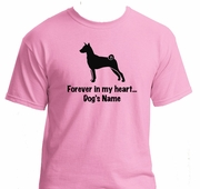 Forever in my heart...Tshirt