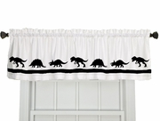 Window Valance - Animals