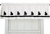 Window Valance by Cat Breed