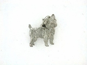 Cairn Terrier/Wings C242
