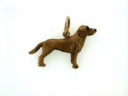Chesapeake Bay Retriever C108R/Rhodium Color (RG)
