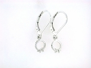 Collar ER147D Lever Back Earring