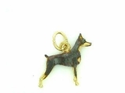 Doberman C064Y/Rhodium