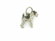 Fox Terrier-Wire C251W/Rhodium (WG)