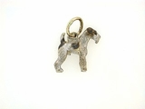 Fox Terrier-Wire C280Y/Wings/Rhodium