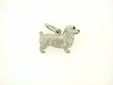Glen Of Imaal Terrier C344W/Rhodium E&N (WG)