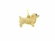 Glen Of Imaal Terrier C344Y/Rhodium E&N