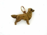 Golden Retriever C039R/Rhodium Color (RG)