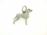 Great Dane C270W Uncropped Ears/Rhodium E&N (WG)