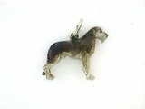 Irish Wolfhound C204W/Rhodium (WG)