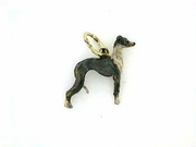 Italian Greyhound C143Y/Rhodium Black
