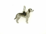 Labradoodle C319W/Rhodium Color (WG)
