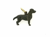 Labrador Black C284Y English Retriever/Rhodium