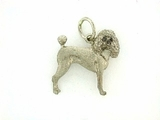 Poodle C082W Summer Cut/Rhodium E&N & White (WG)