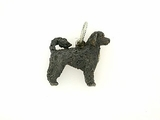 Portuguese Water Dog C265W/Rhodium Black (WG)