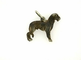 Scottish Deerhound C244W/Rhodium (WG)