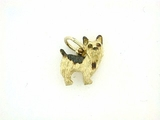 Yorkshire C127Y Short Cut Terrier/Rhodium