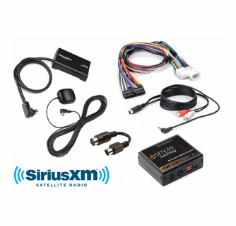 complete sirius xm install kit for factory gm vehicles rh store xmfanstore com GM Ignition Switch Wiring Diagram GM Ignition Switch Wiring Diagram