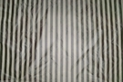 BARANZELLI SCALAMANDRE PENELOPE STRIPES SILK TAFFETA FABRIC TAUPE CHARCOAL CREAM