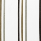 BEACON HILL ADRIANA STRIPE SILK FABRIC TRAVERTINE