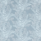 BEACON HILL CARNEGIE HILL FLORAL EMBROIDERED LINEN FABRIC POOL