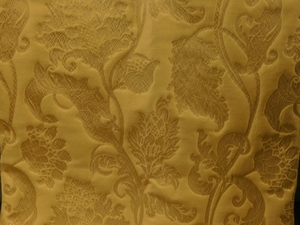BEACON HILL DELAPIERRE OLD WORLD SILK FABRIC ALABASTER