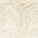 BEACON HILL KILIMANJARO JACQUARD EMBROIDERED LINEN FABRIC TRAVERTINE